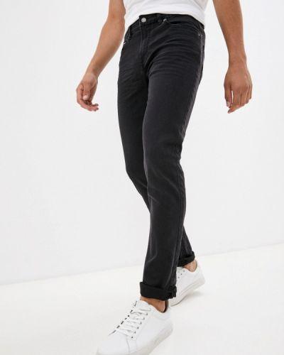 Черные зимние джинсы Springfield