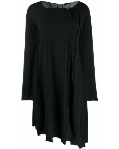 Расклешенное платье макси Rundholz Black Label