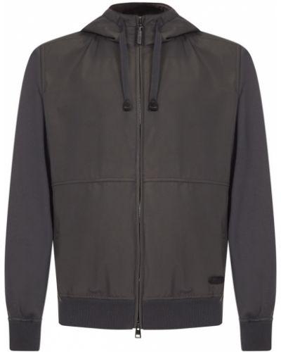 Szary sweter Brioni