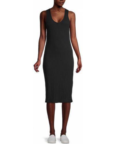 Повседневное приталенное купальное платье без рукавов True Religion