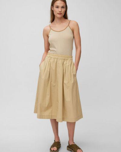 Spódnica elegancka na plażę bawełniana Marc O Polo