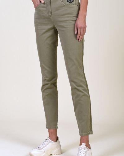 Хлопковые брюки Marc Aurel
