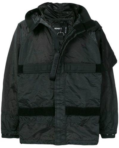 Черная куртка Nemen