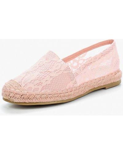 Розовые эспадрильи Sweet Shoes
