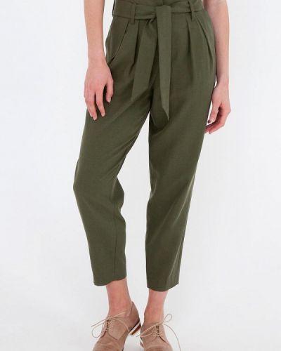 Повседневные зеленые брюки Gregory