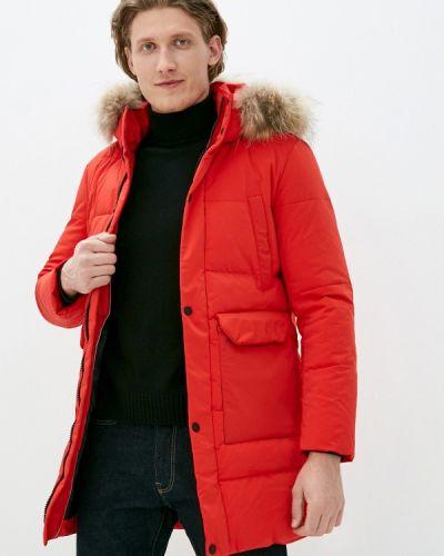Утепленная красная куртка Mossmore