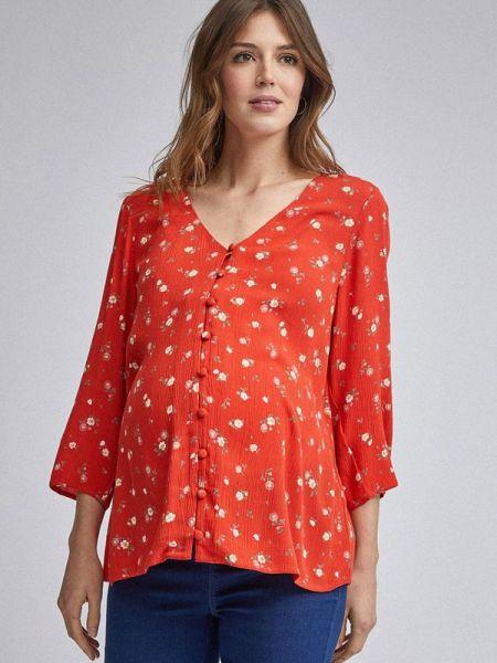 Блузка с длинным рукавом для беременных весенний Dorothy Perkins Maternity
