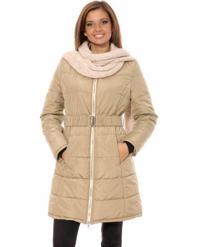 Шерстяное пальто с капюшоном Mor`a