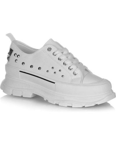 Кроссовки - белые Girnaive