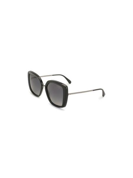 Комбинированные муслиновые солнцезащитные очки Chanel