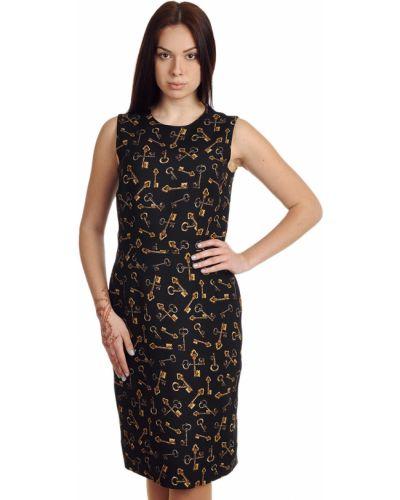 Платье шелковое осеннее Dolce & Gabbana