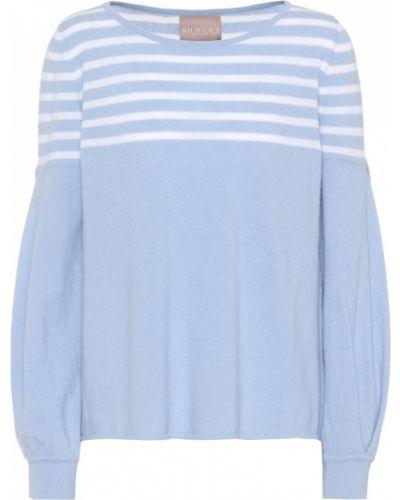 Sweter wełniany - niebieski 81hours