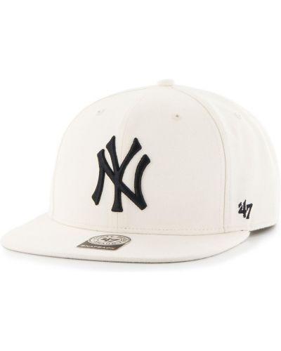 Белая шляпа 47brand