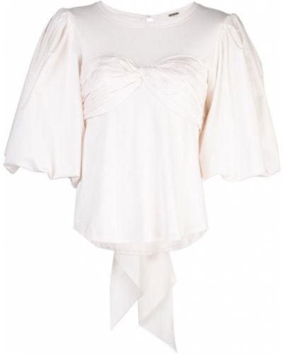 Блузка батник с манжетами Johanna Ortiz