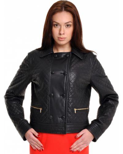 Черная куртка Bally