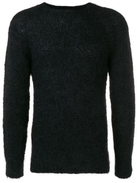 Черный свитер из мохера Howlin'