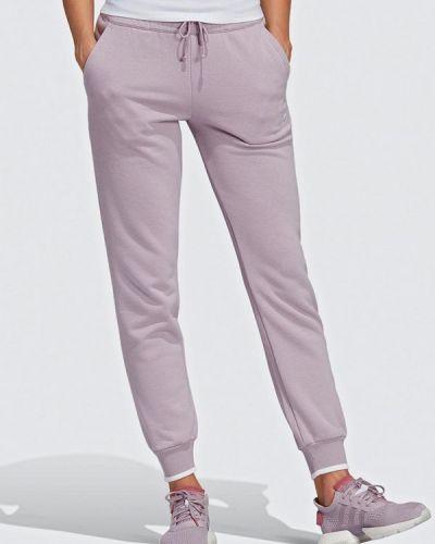 Спортивные брюки фиолетовый весенний Adidas Originals