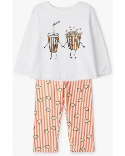 Пижамная белая пижама Hays