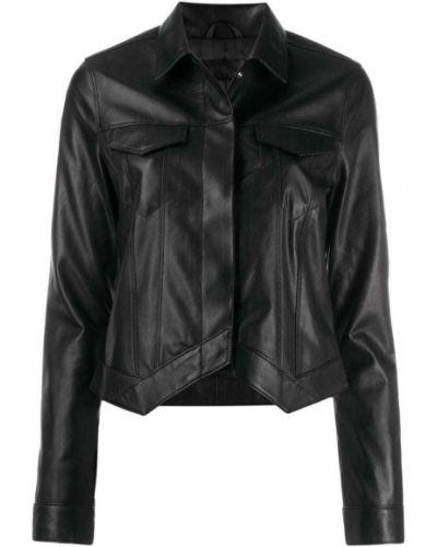 Черная куртка Rta