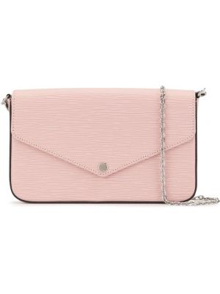 Skórzana torebka na łańcuszku rama Louis Vuitton Pre-owned