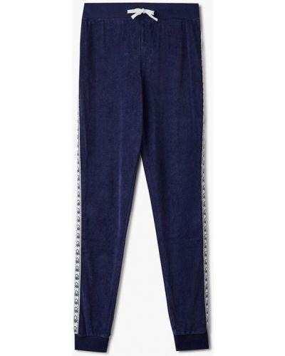 Спортивные синие спортивные брюки United Colors Of Benetton