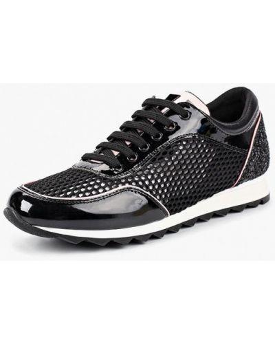 Черные кроссовки Tosca Blu