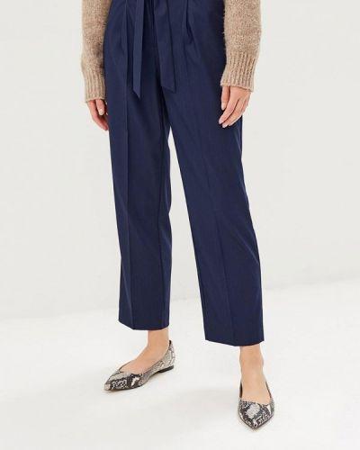 Синие классические брюки Fashion.love.story