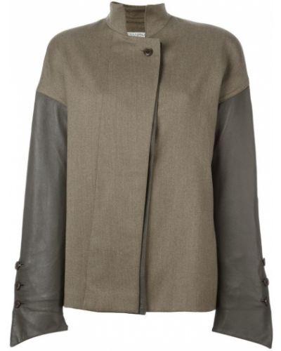 Куртка с подкладкой с манжетами на пуговицах Gianfranco Ferre Pre-owned
