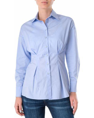 Рубашка - голубая Gaudi