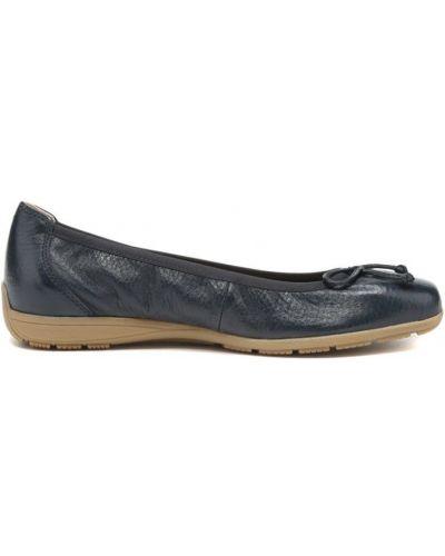 Балетки на каблуке Caprice
