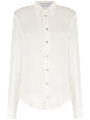 Шелковая рубашка Olympiah