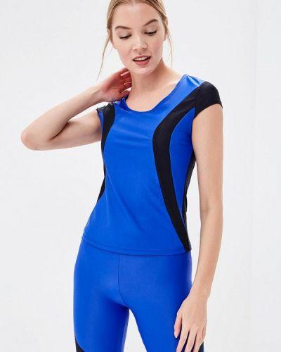 Синяя спортивная футболка Dali