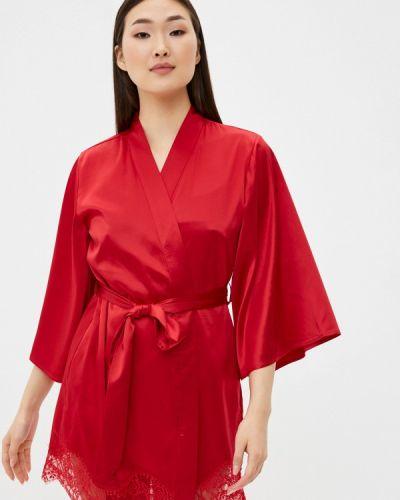 Домашний халат - красный Deseo