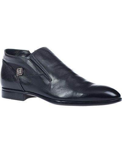 Кожаные ботинки осенние Mario Bruni