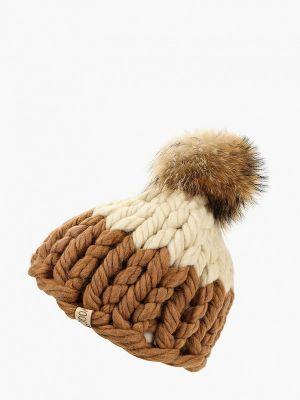 Коричневая шапка осенняя Oddwood