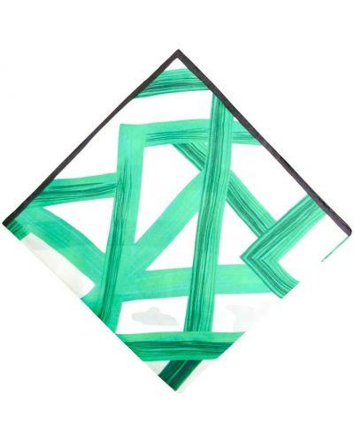 Zielona apaszka Allora
