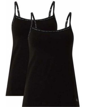 Piżama długo z dekoltem Calvin Klein Underwear
