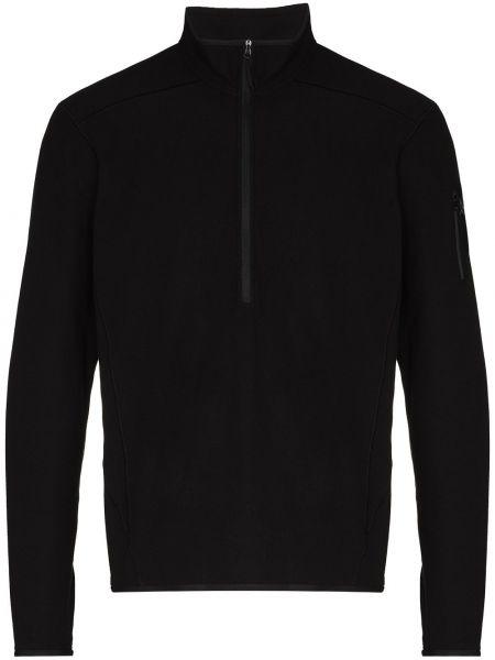 Куртка из полиэстера - черная Arcteryx