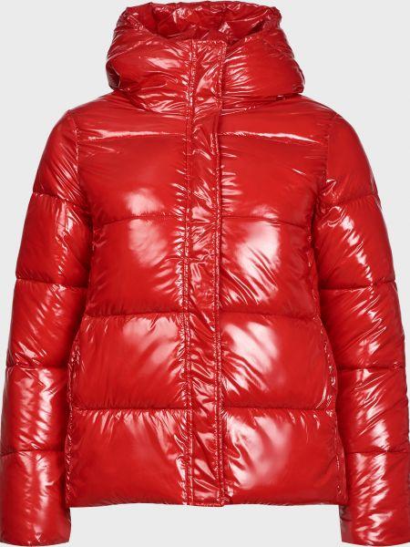 Красная куртка на кнопках с подкладкой Gianfranco Ferre