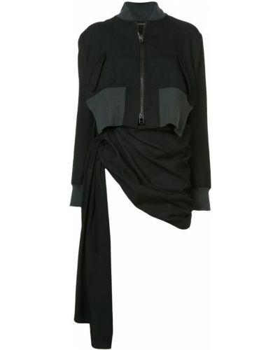 Черная куртка Yohji Yamamoto