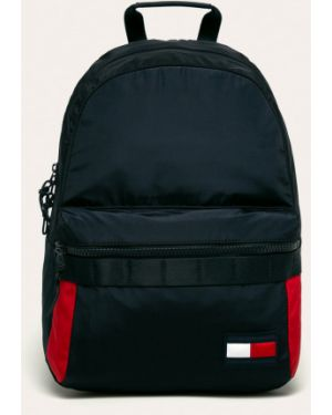 Plecak na laptopa z wzorem Tommy Hilfiger