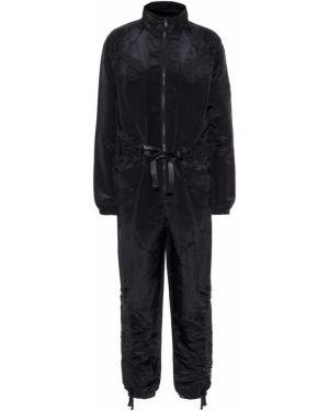 Черный комбинезон Nike