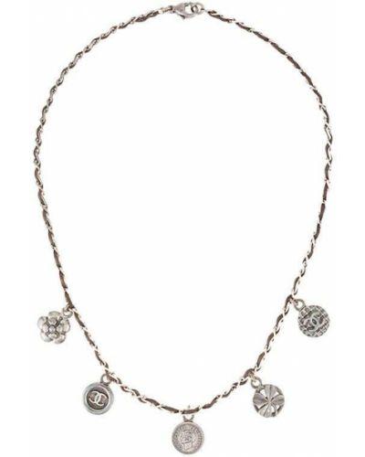 Medalion srebrny Chanel Pre-owned