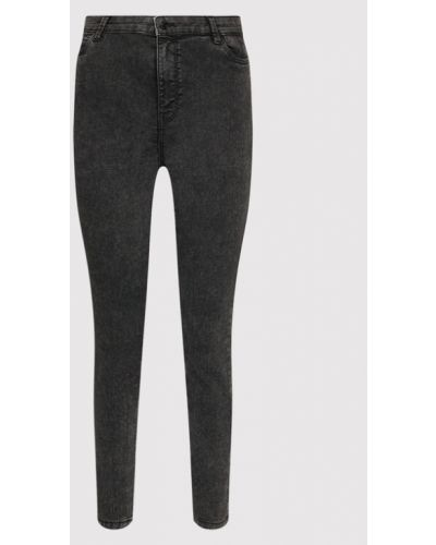 Czarne mom jeans Vero Moda Curve