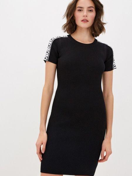 Повседневное платье черное весеннее Michael Michael Kors
