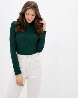 Джинсы mom зеленый Pepe Jeans