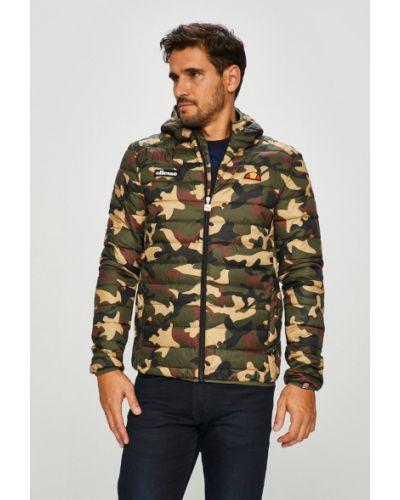 Утепленная куртка с капюшоном милитари Ellesse