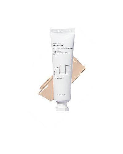 Тональный крем для лица легкий Cle Cosmetics