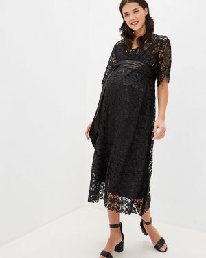 Платье черное Olesya Zubova
