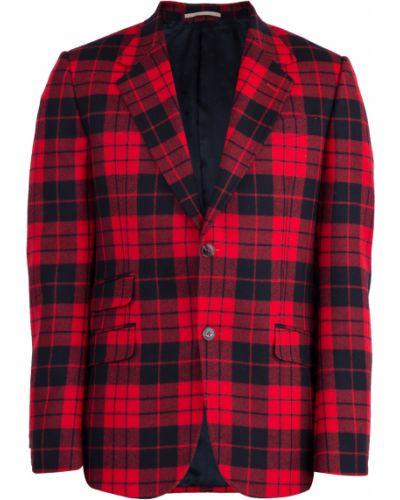 Пиджак с карманами шерстяной Gucci